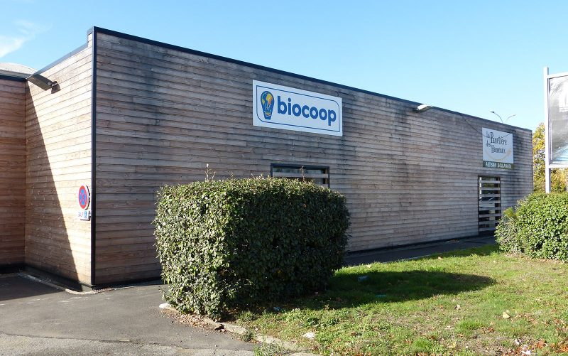 Commerce BIOCOOP